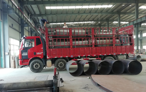 2 sets 10 T/D waste tire pyrolysis plants delivered to Yunnan,China