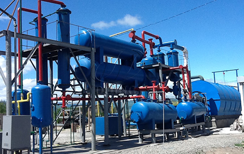 How to choose a suitable tire recycling pyrolysis plant in Bangladesh?