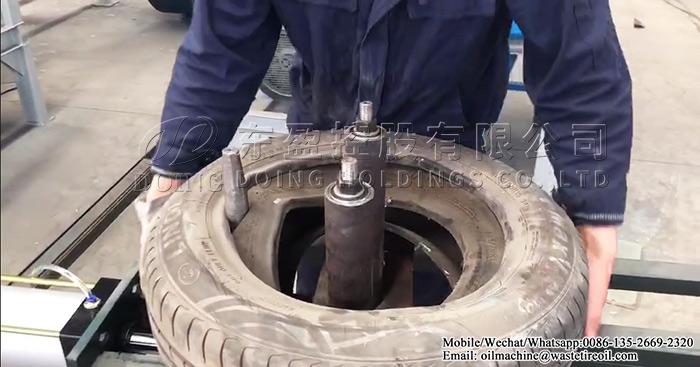 tire packing machine