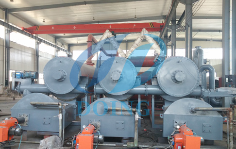 what is fully automatic continuous plastic pyrolysis plant