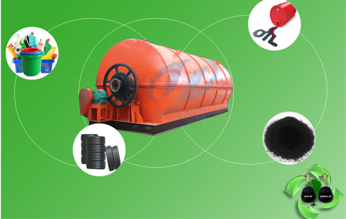 How to convert of plastic waste to fuel oil ?_Waste Tyre Recycling